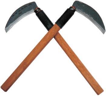 Оружие ниндзя - кама