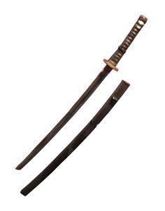 Оружие ниндзя - катана