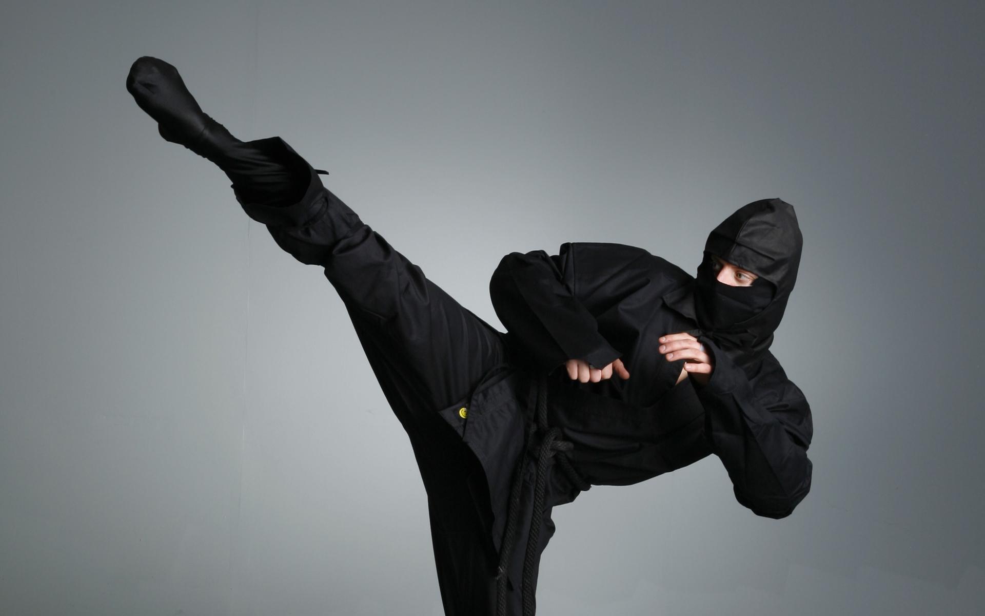 Ниндзя - воины невидимки